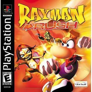 Rayman Rush Ps1 Game