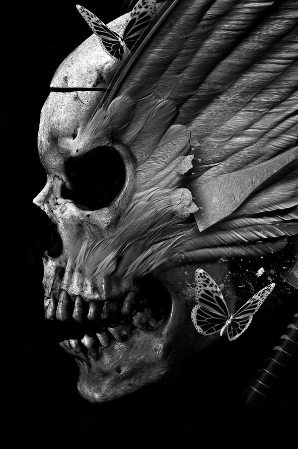 FANTASMAGORIK® SKULLTHOR by Obery Nicolas on Behance