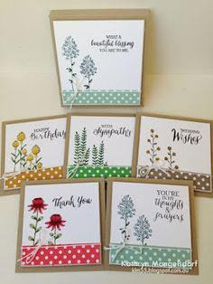 Kathryn's Stampin' World, Stampin' Up! Flowering Fields, 2016SaleABration