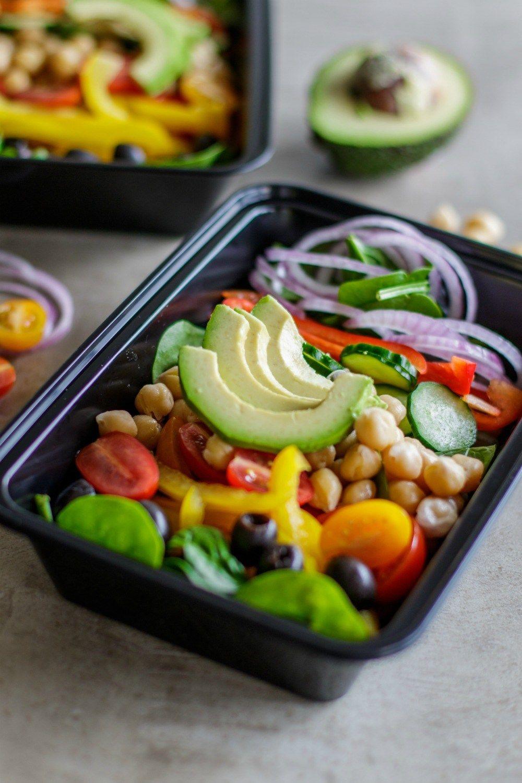 Vegan Recipes Meal Prep