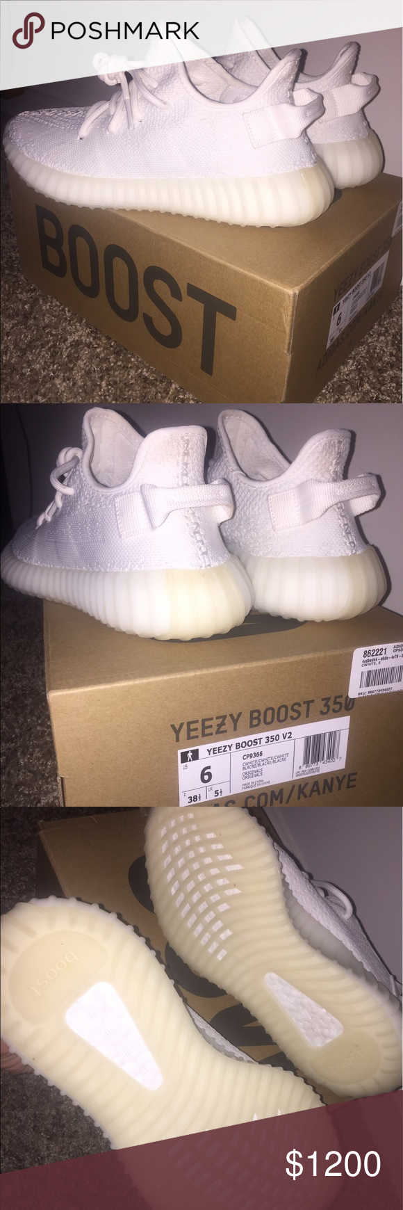 Yeezy Shoes Sneakers