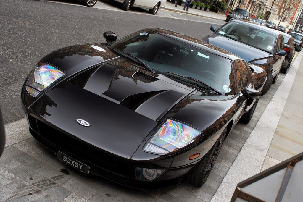 Ford Gt Bad A