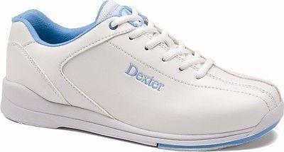 Women 159107: Dexter Raquel Iv White/Blue Wide Width Womens ...