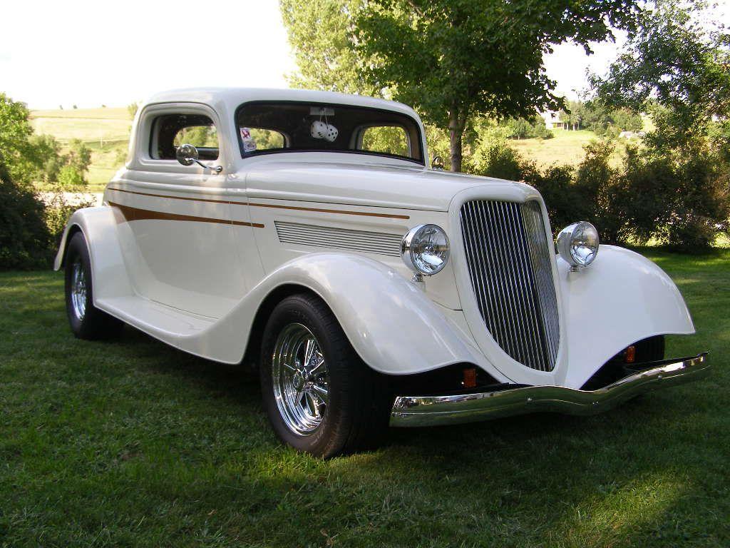 '34 Ford B 3-wi