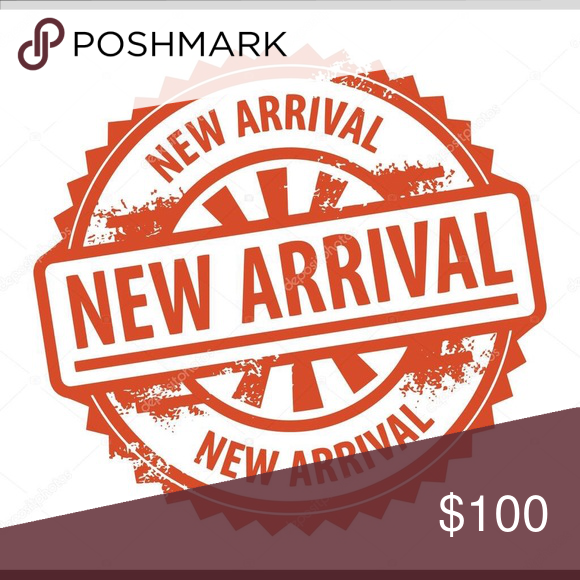 New Arrivals! New Items! Get them before they are gone