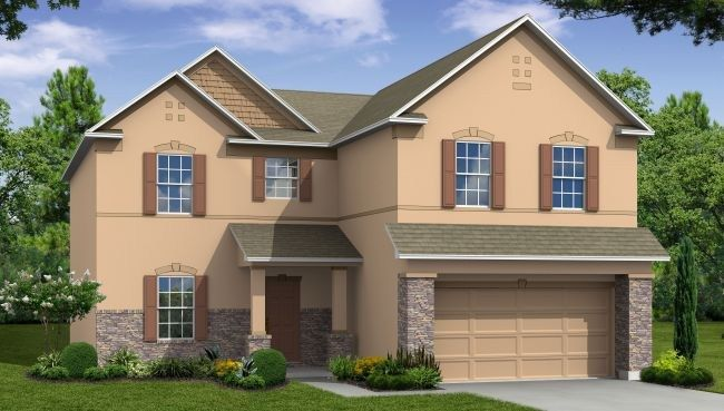 Spring Hill By Maronda Homes In Spring Hill Florida Florida