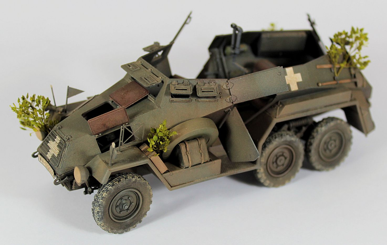 The Modelling News: Construction Guide Pt II: Paul finishes