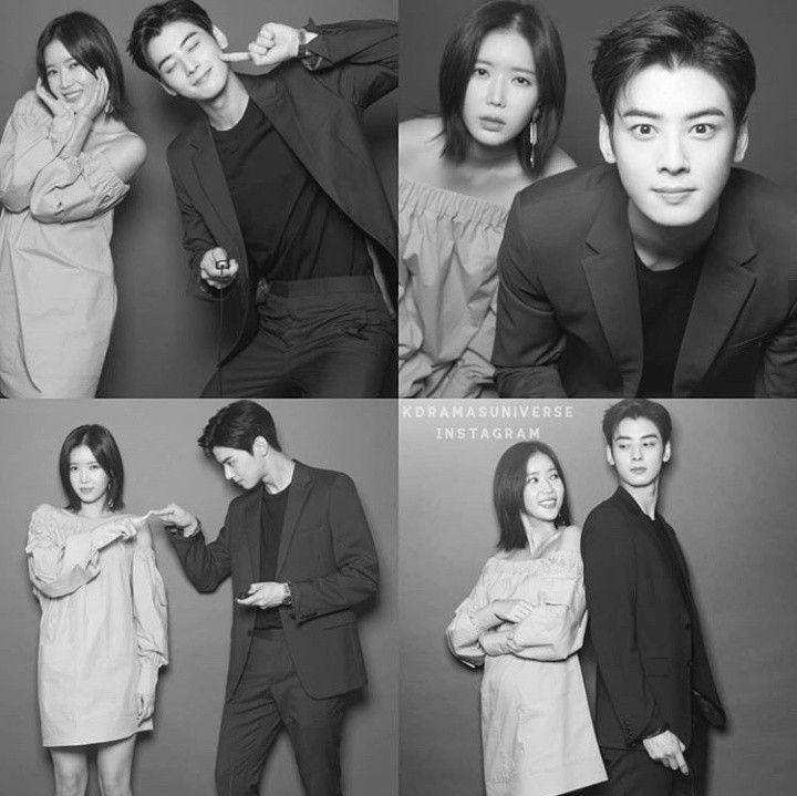 Cha Eun Woo Lim Soo Hyang Kwak Dong Yeon More Attend: My ID Is Gangnam Beauty ; Im Soo Hyang Cha Eun Woo