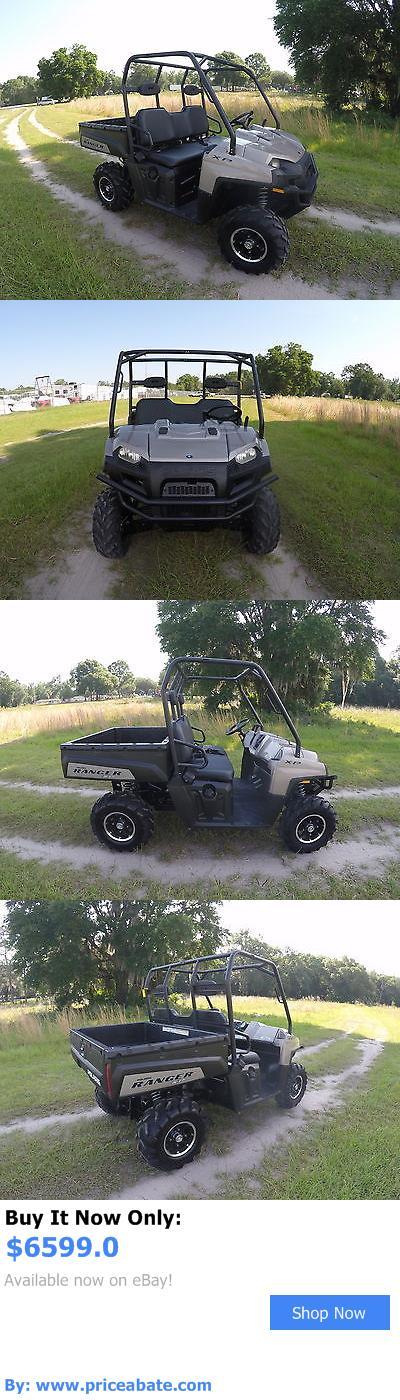 Power Sports ATVs UTVs: 2009 Polaris Ranger 700 Le Utv Side By Side  Automatic Atv