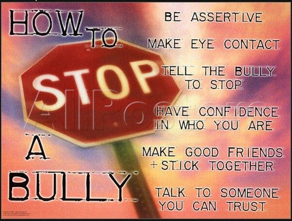 anti cyber bullying speech