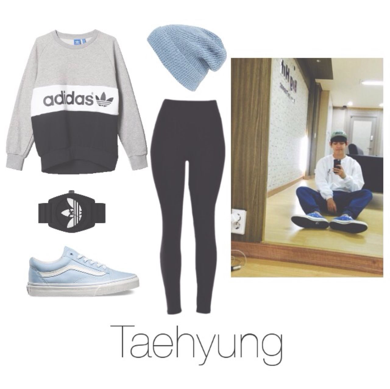BTS V/Taehyung Dance Practice outfit | Fashion | Pinterest | Dance practice outfits BTS and Dancing