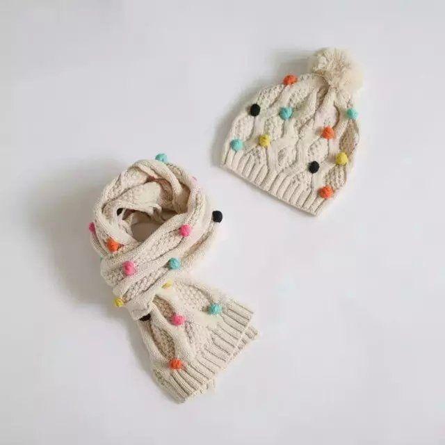 1 unids 2016 niños del otoño invierno serie sombrero de lana de ...