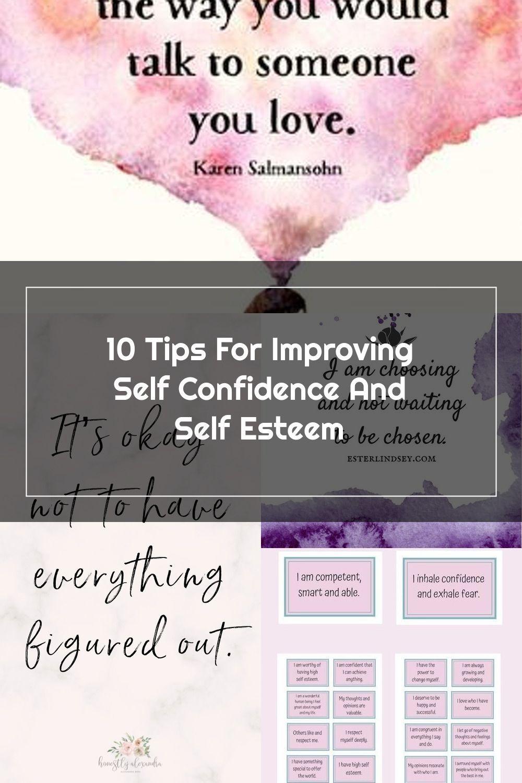 Pin On Self Esteem Quotes Essay Confidence