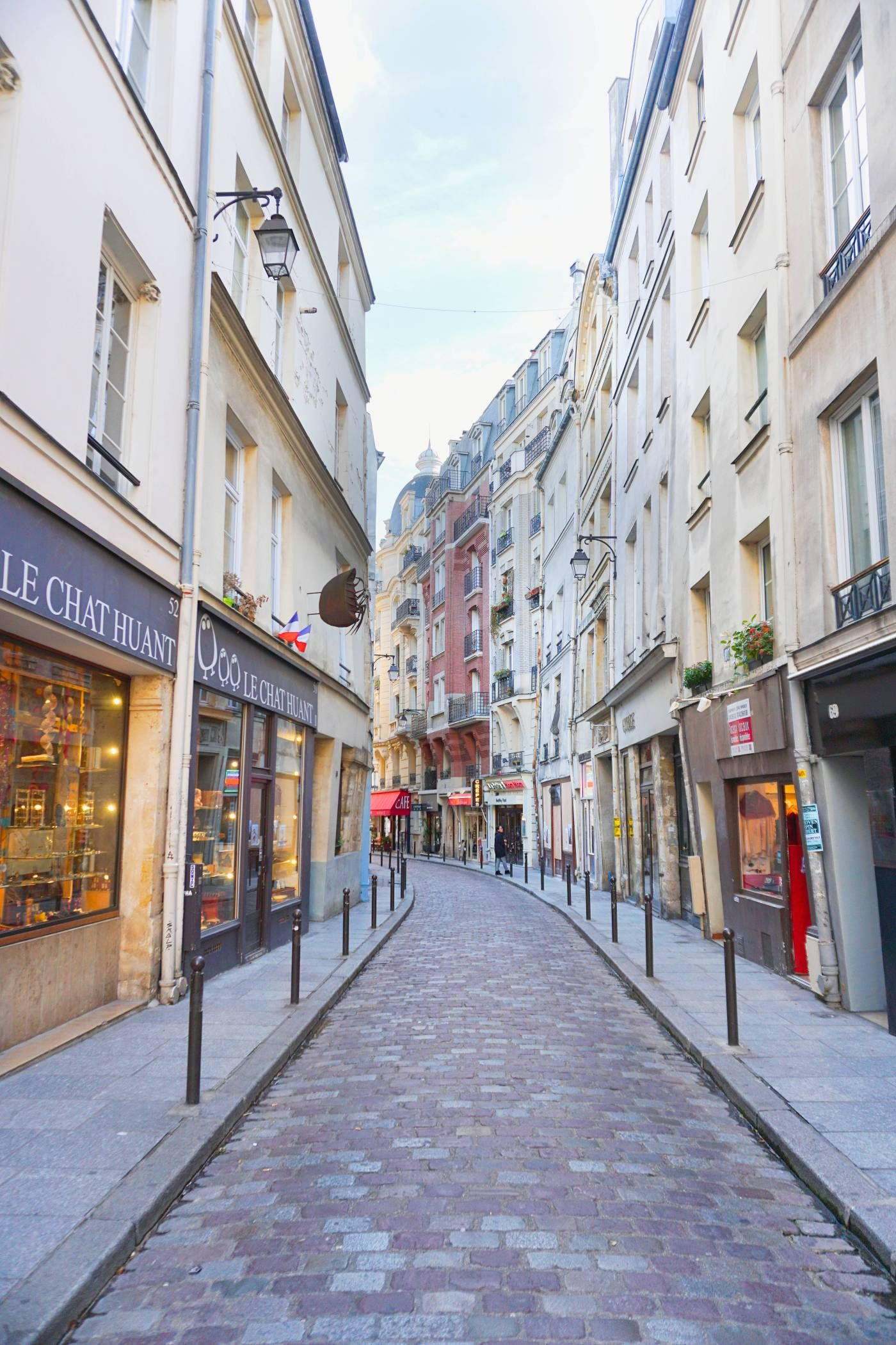 10 Of The Most Charming Streets In Paris + Map To Find Them - Follow Me Away