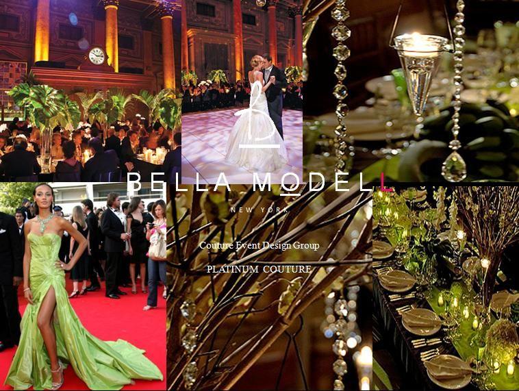 BELLA MODELL COUTURE EVENT DESIGN