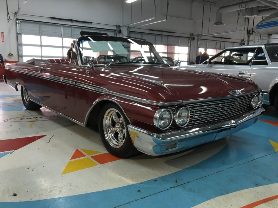 Autotrader Classics - 1962 Ford Galaxie - Muscle & Pony Cars ...