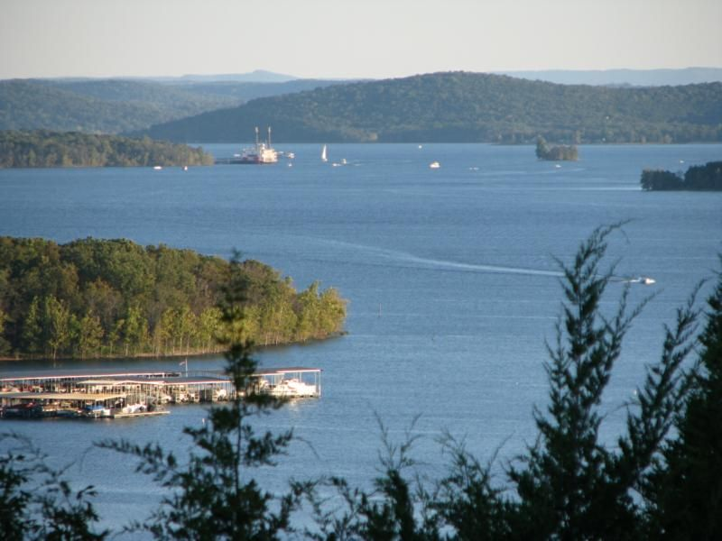 Summer Night At Table Rock Lake Indian Point Ahh The