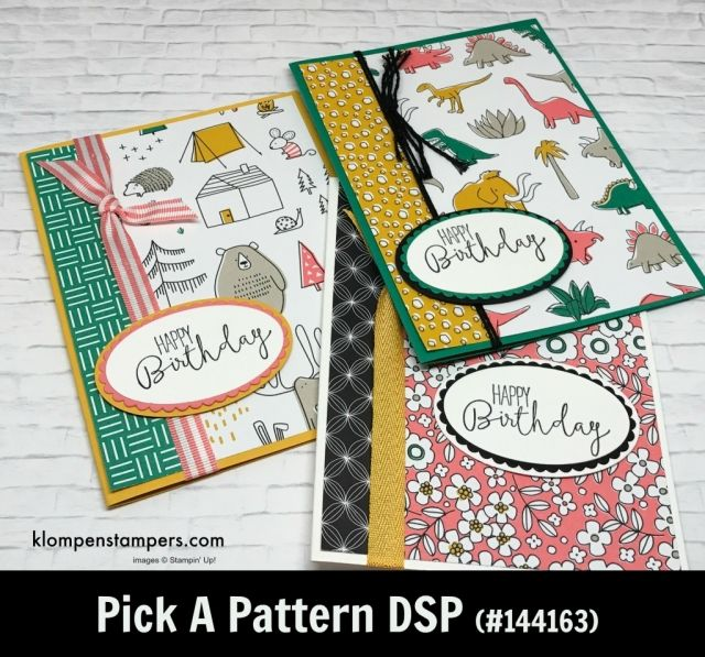 Stampin Up Designer Series Papers Are On Sale Simple Christmas