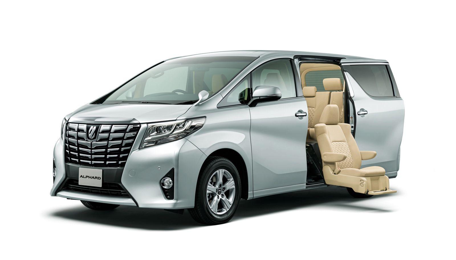 Harga Rental Sewa Mobil Toyota Alphard Surabaya Murah