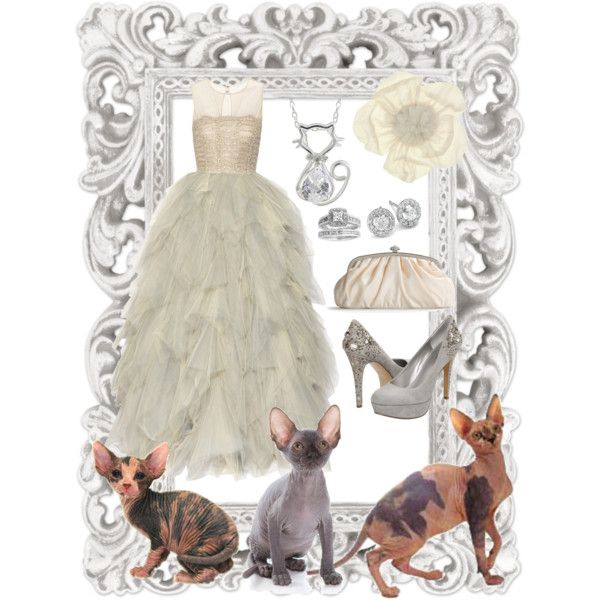 Sphynx Coture, created by sarabi-kenshiu on Polyvore