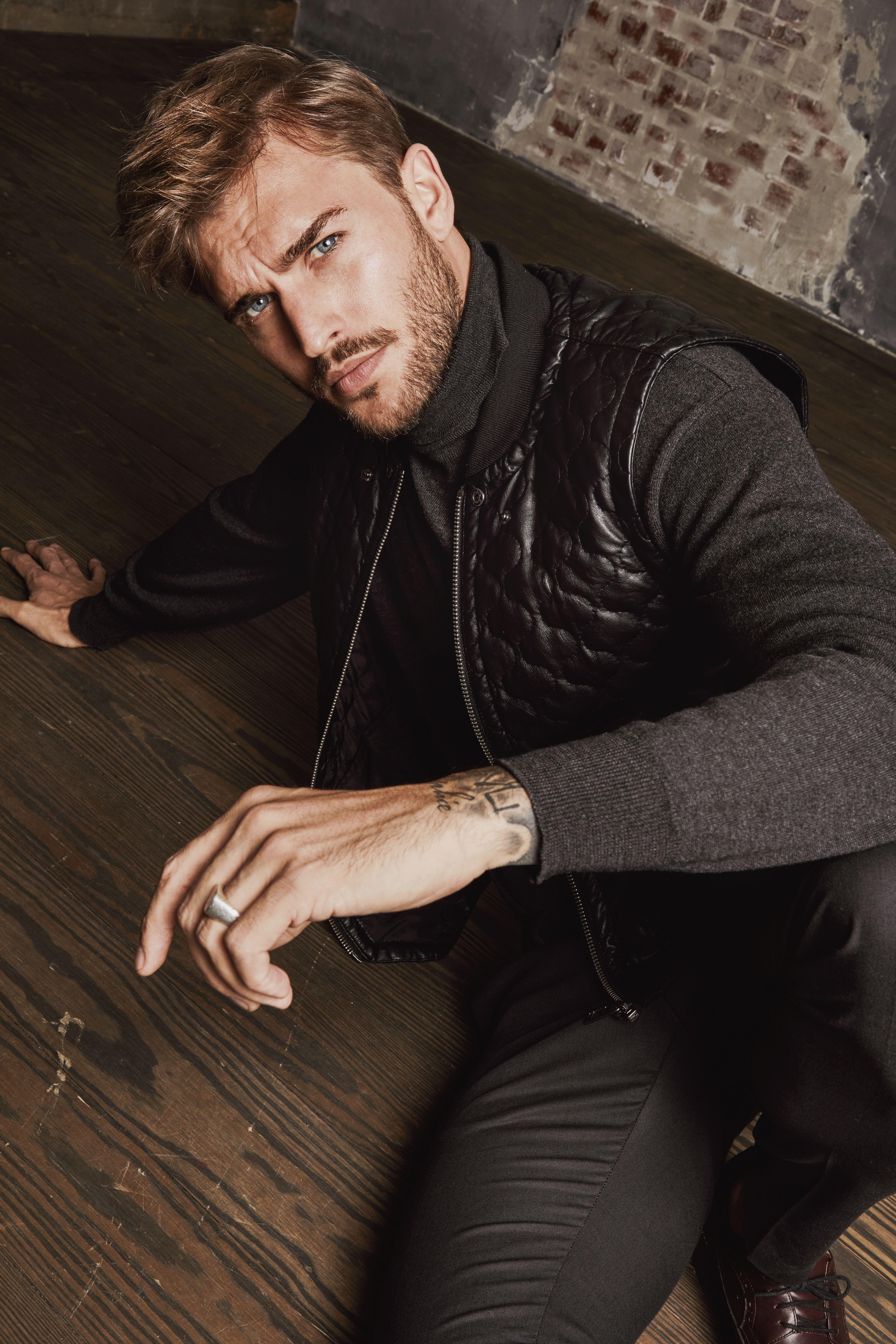 Patrik Ehlert Kult Model Agency Patrick Ehlert Male Model