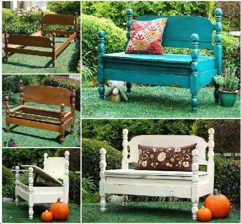 bed to bench -