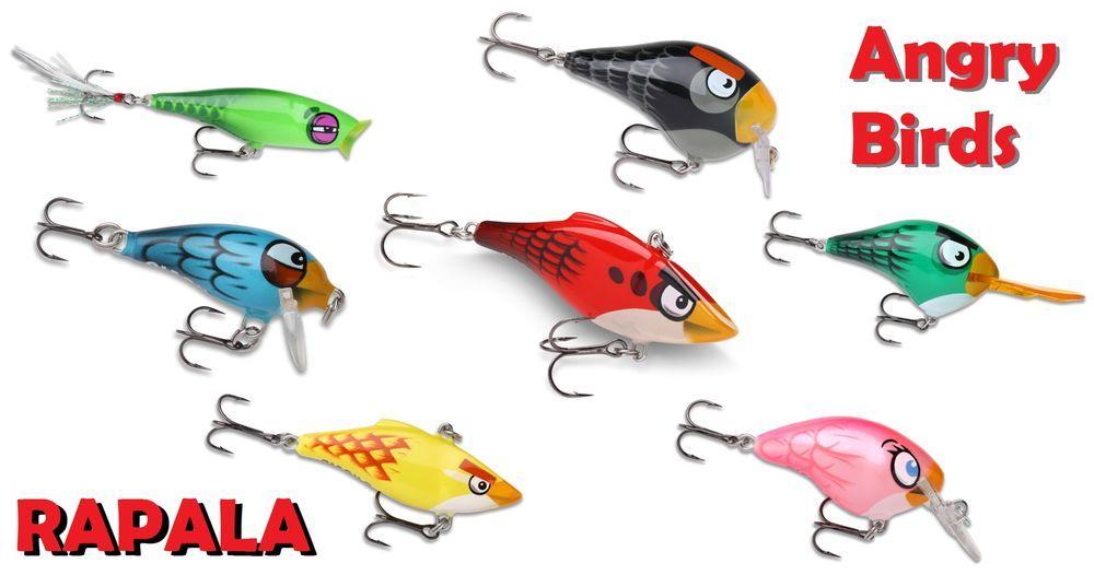 /Fish and Game Farbe 0 Rapala/