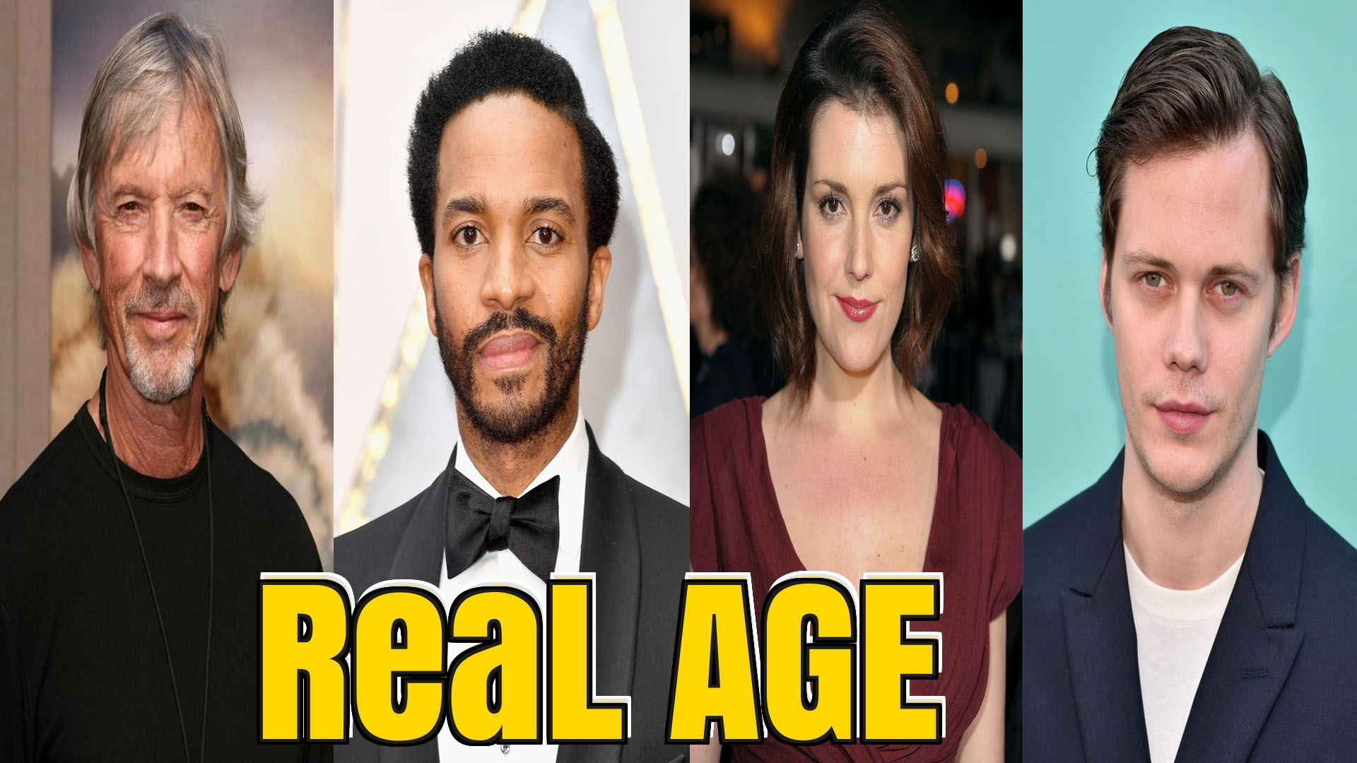 Castle Rock Cast Real AGE 2018   Father of Hollywood 2