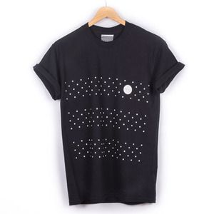 XCVB - Dot Dot Black || #streetwear #tees  #fashion #menswear #summer #independent #clothing #designer #hiphop #skateboarding