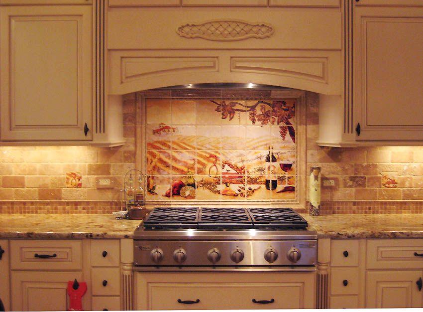 Gentil Ideas For Kitchen Backsplash Tile | Modern Kitchen Ideas