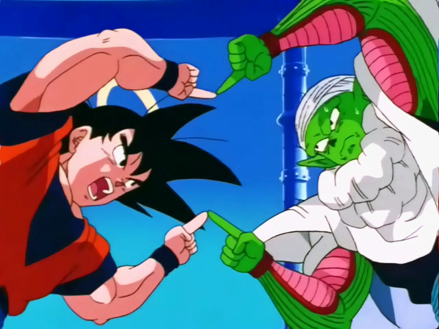 Funny Dragon Ball Z Abridged Memes : Dragon ball z baby trunks making fun of krillin