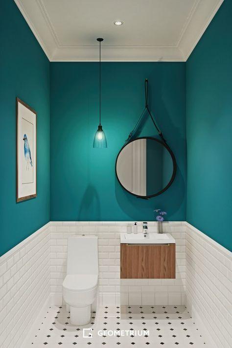 Дизайн-проект «Эдем» – 21 фотография | Toilettes, Peinture ...
