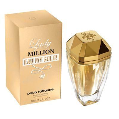 Lady Million Eau My Gold Eau de Toilette at
