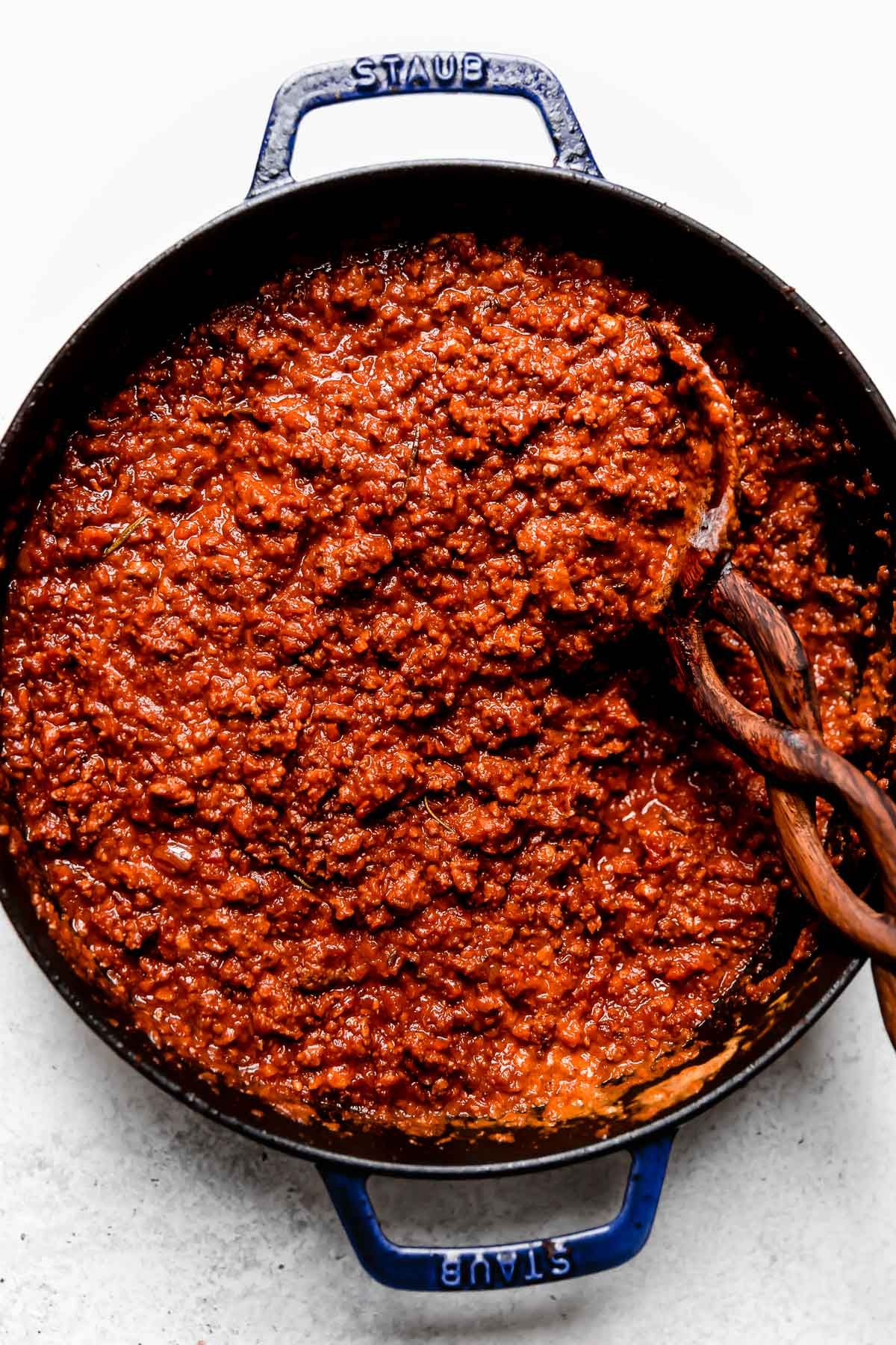Best Ever Bolognese Sauce Recipe Stovetop Slow Cooker Instant Pot Recipe In 2020 Classic Lasagna Bolognese Sauce Bolognese Sauce Recipe
