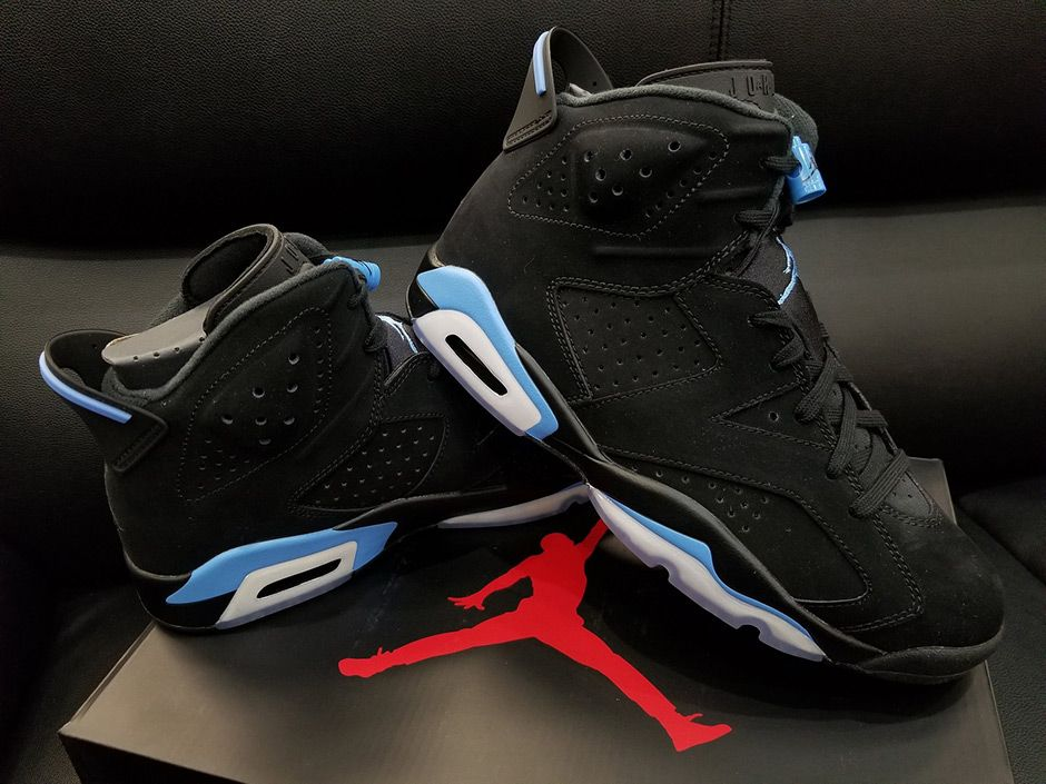 buy popular 4961a 4dc57 Jordan 6 UNC Release Date 384664-006   SneakerNews.com