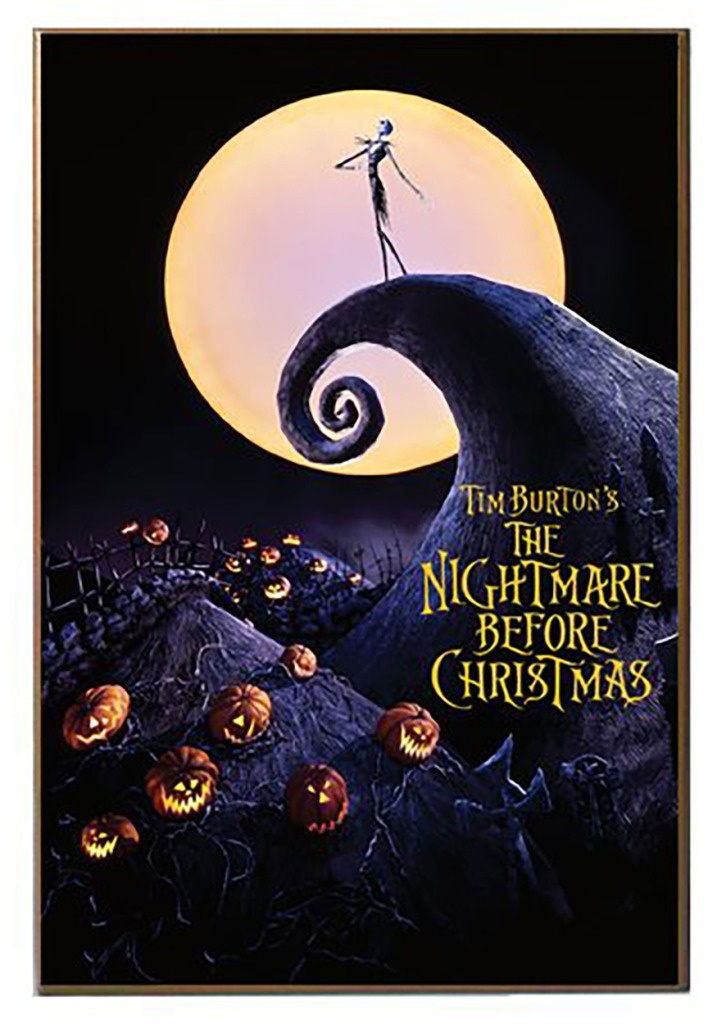 Pin On The Nightmare Before Christmas Merch