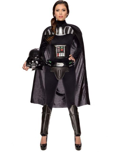 Adult Sassy Darth Vader Costume Star Wars Party City