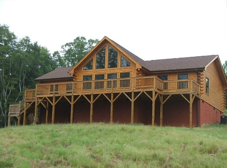 Hanging Rock State Park Log Homes Vacation Spots House Styles