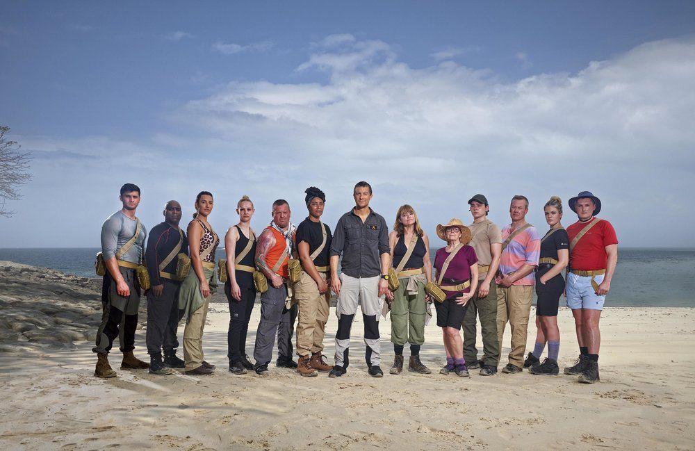 Treasure Island With Bear Grylls The Interview Island Pictures