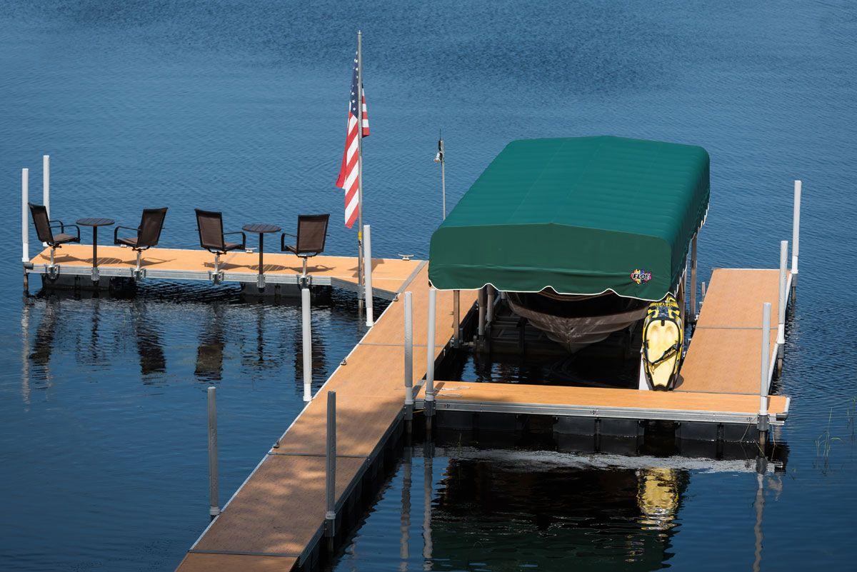 Roll In Stationary Aluminum Modular Boat Docks Dock Boat Lift Boat Dock