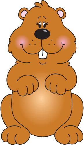 groundhog day clip art | GROUNDHOG1.jpg 03-Apr-2006 03:20 87K