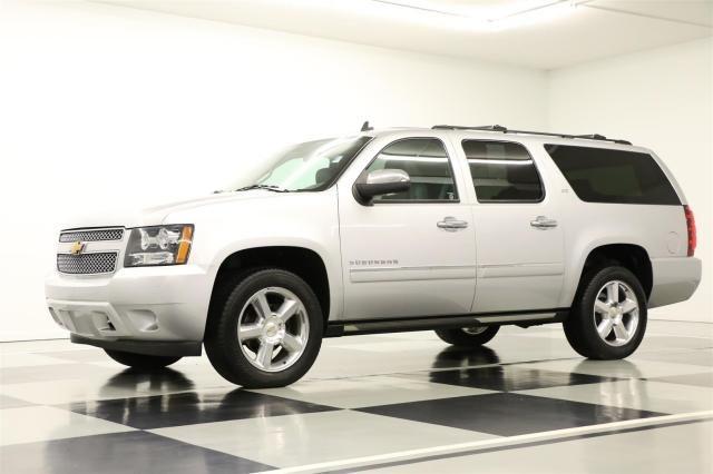 2014 Chevrolet Suburban Ltz 1500 4wd 49 477 Chevrolet