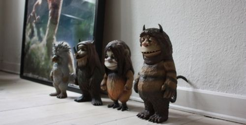 were the wild things...