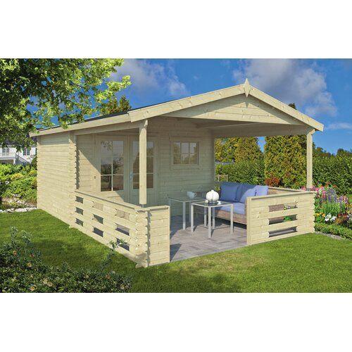 Photo of Sol 72 Outdoor 380 cm x 589 cm garden shed Duane | Wayfair.de