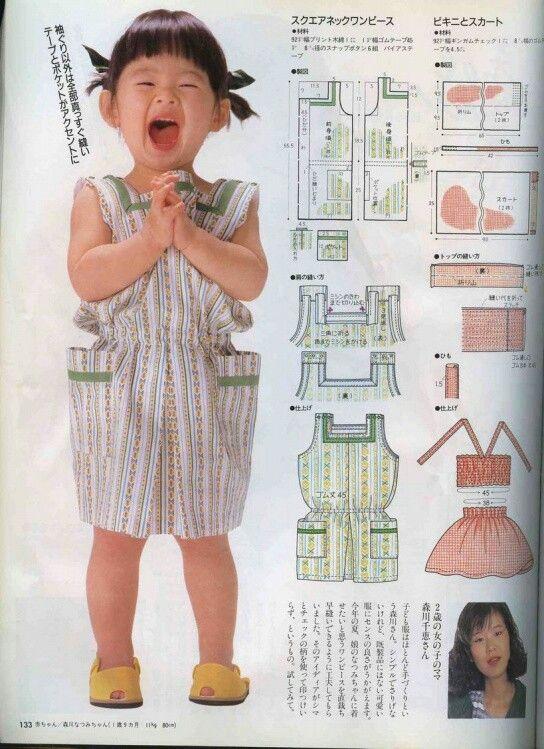 Jumper | roupas infantus | Pinterest | Patrones faciles, Bolsos de ...