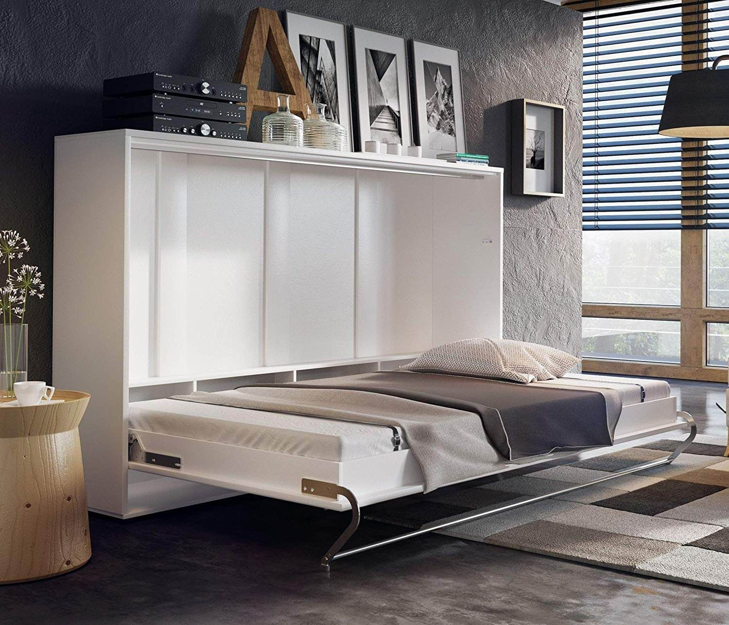 Diy Modern Murphy Bed Complete Guidelines Step By Step Modern