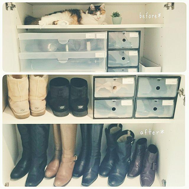 靴箱を汚さない!清潔に保つ10のアイディア