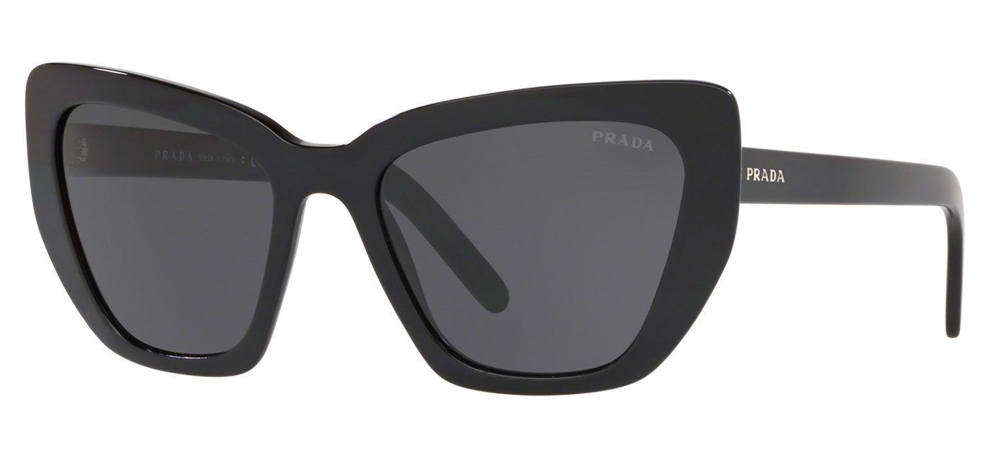 108e63c9 Prada PR08VS Sunglasses - Black / Grey in 2019 | Prada Eyewear ...