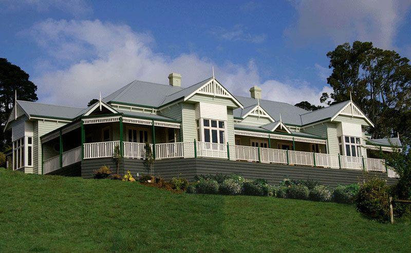 Victorian Homestead Harkaway Homes Home Inspirations