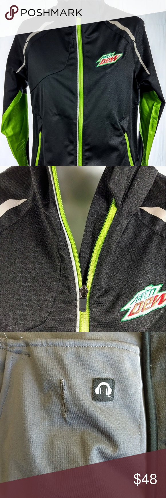 NORTH END SPORT athletic training jacket XS/TP Women's
